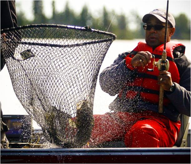 Canadian fishing trips best fishing in canada canadian for Best fishing vacations
