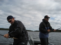 Kinger and Gartz doubleheader in the pre-fish